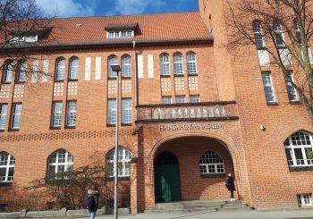 Une angérienne en Allemagne! Partie 1, L'école