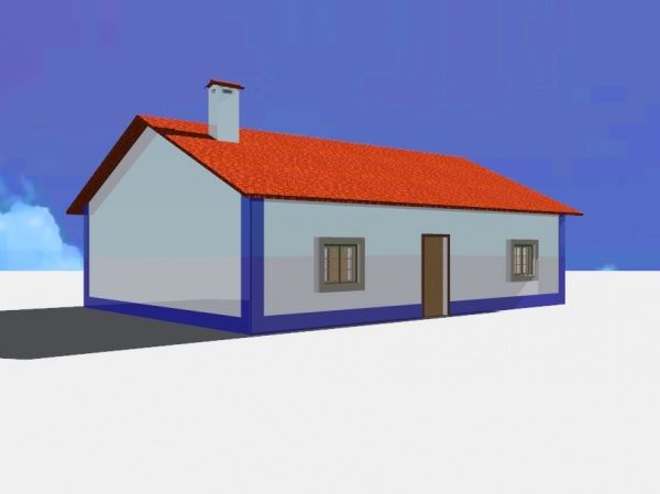 Habiter le paysage maison 3d pernes for 3d maison