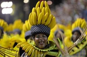 Numéro 1 banane