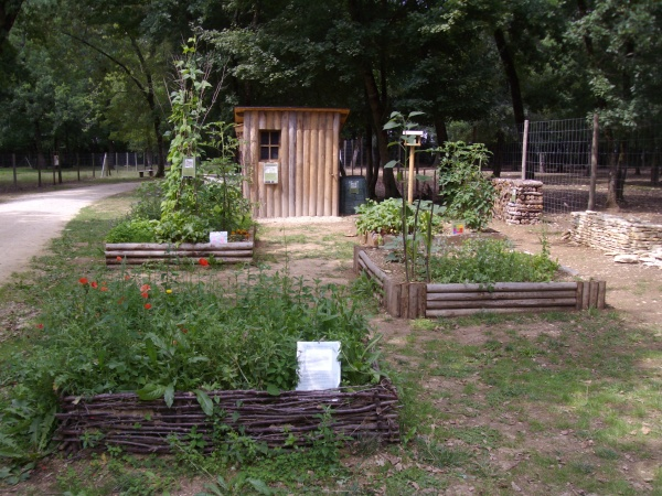 Jardiner au naturel for Le jardin naturel lespinasse