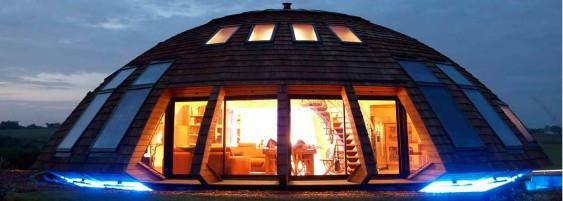Merveilleux ... Maison En Bois Tournante Maison Moderne For Maison Bois Ronde Tournante  ... Conception Etonnante