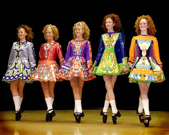 DNEWS Rhythm of Ireland