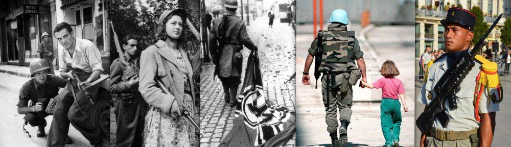 Combattants de la liberté – Soldats de la paix