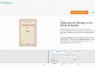 L'application «Frises chronologiques multimédias» dans LOL