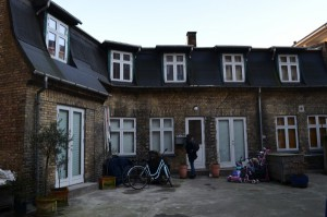 Petite residence