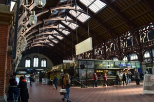 Gare de Copenhague