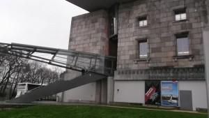 Le centre de documentation à Nürnberg