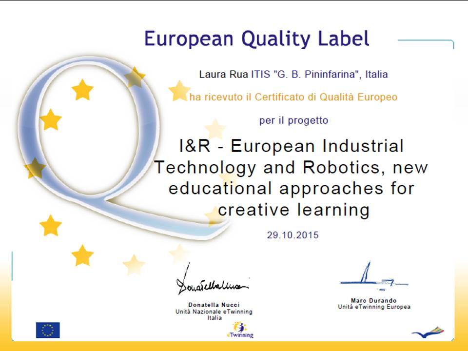 EU quality Label I&R_it