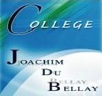 Claude Bodin au collège Joachim du Bellay de Loudun