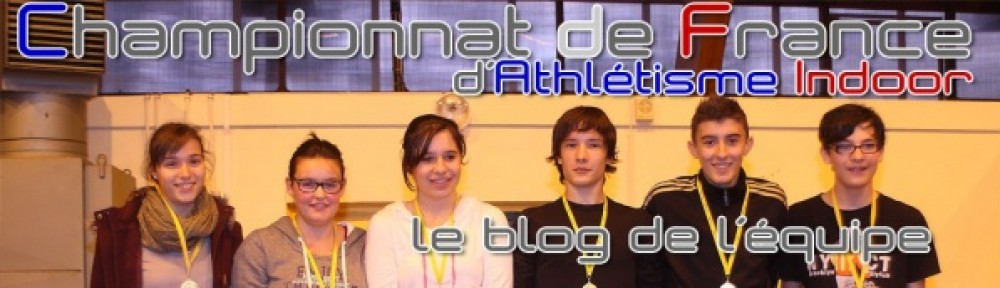 Championnat de France d'athlétisme indoor