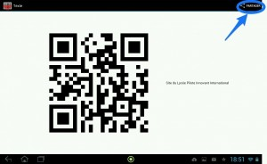 QR Code seconde2