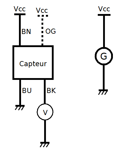 Schema capteur