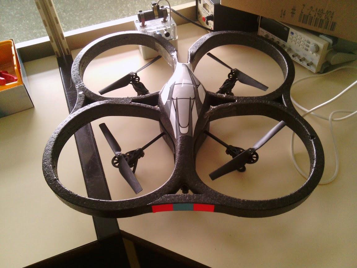 Le drone du LP2I