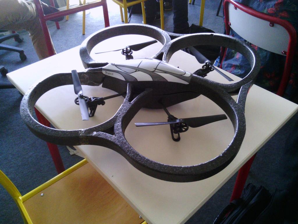 Drone acheté par le LP2I