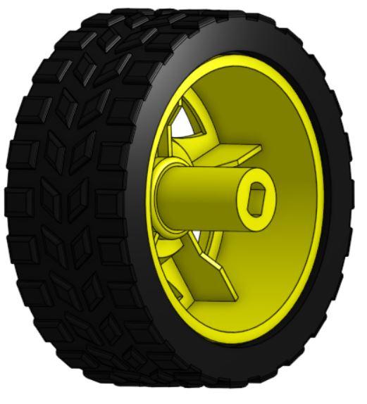 roue-axe