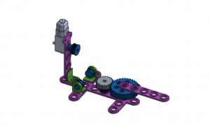 Modélisaion Onshape poignet robot Kuka