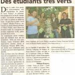 Echo des Arenes n°161 Mars 2011