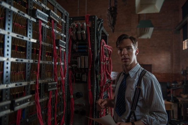 Image extraite du film Imitation Game