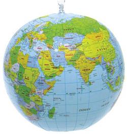 ballon-globe