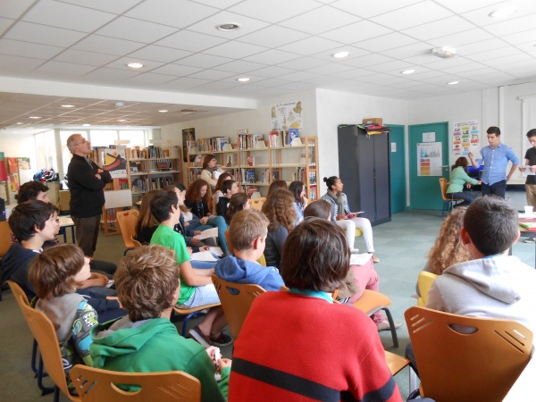 collège marc chagall