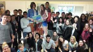 La classe de TECMS et leurs correspondants tchèques
