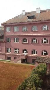 Le lycée général de Pelhrimov