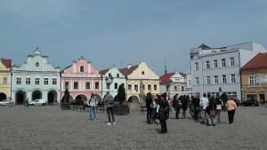 Visite de la ville de Pelhrimov
