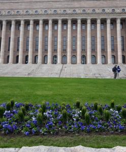 Le parlement Finlandais