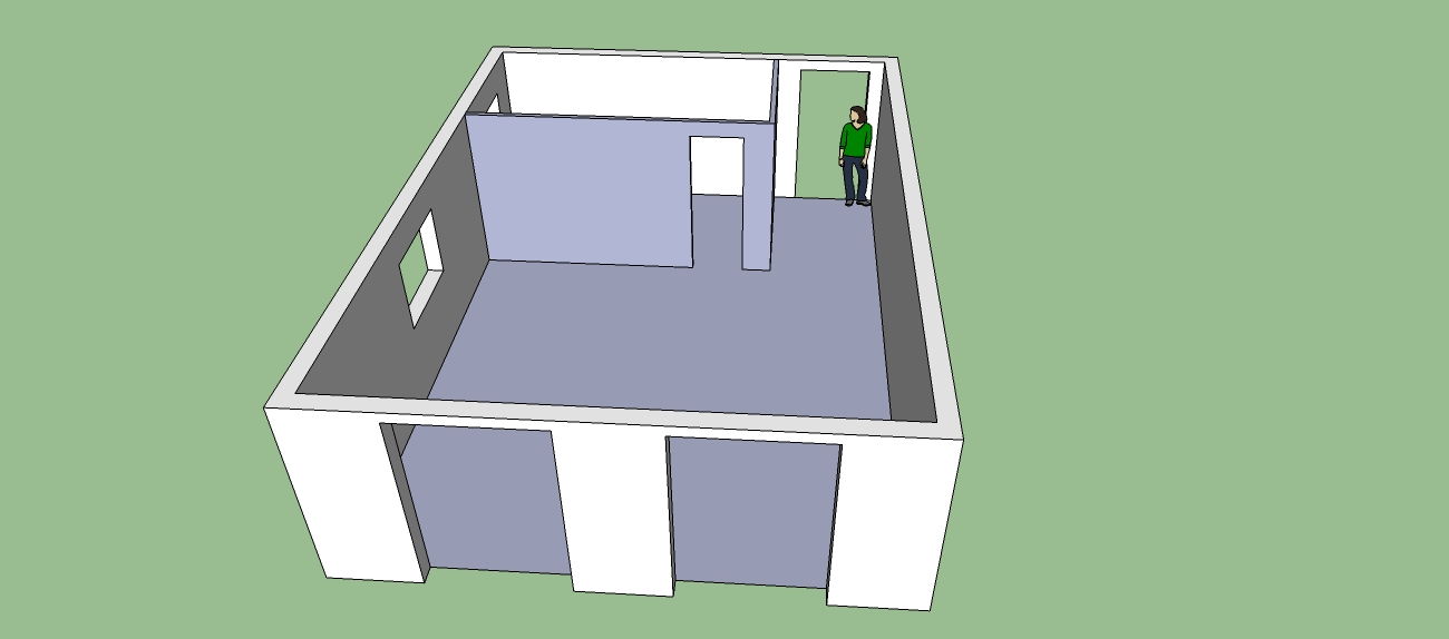 La technologie en 5 me jean mac le blog de l for Plan maison google sketchup